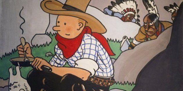 Tintin jugé raciste: les défenseurs s'opposent à la