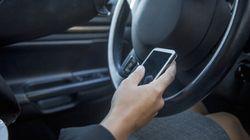 Textos au volant : opération policière partout au