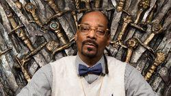 Snoop Dogg usurpe le Trône de Fer au beau milieu de