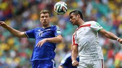 Mondial 2014: la Bosnie brise le rêve iranien avec un score de 3-1