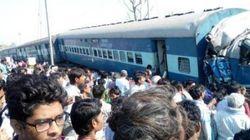 Un train déraille en Inde, 32