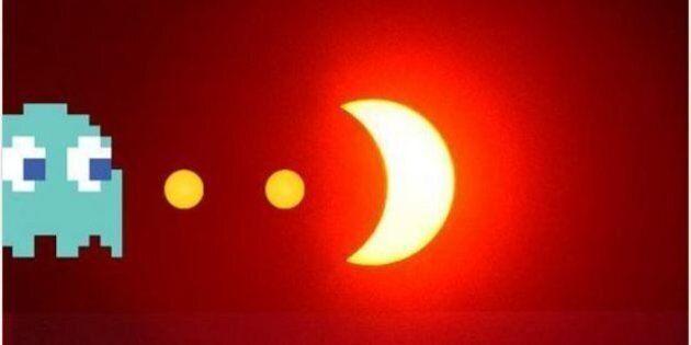 Éclipse solaire: les marques se sont bien amusées avec leurs