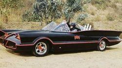 50 ans de Batmobiles en 5