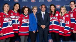 Hockey féminin : Un partenariat entre les Canadiens et les Stars de