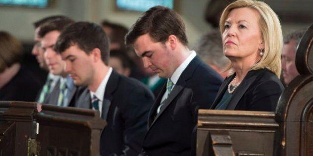 La veuve de Flaherty serait candidate à la direction des conservateurs