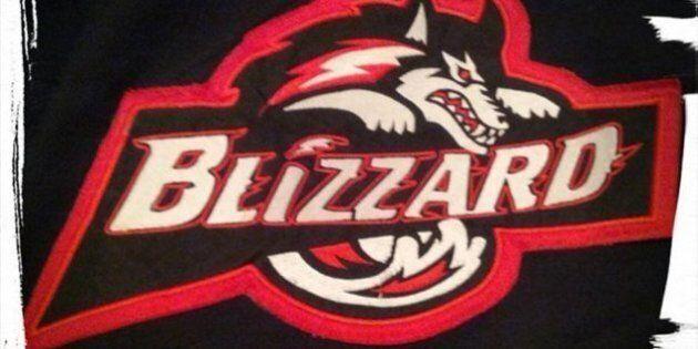 Le Blizzard exclu de la Ligue de hockey senior A de la