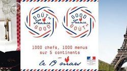 1000 chefs sur 5 continents célèbrent la gastronomie