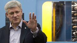 Harper veut étendre la mission contre le groupe État