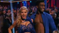 La «nouvelle Kate Upton» participe à «Dancing With the