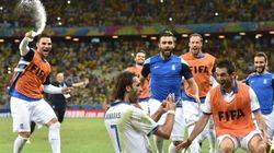 Mondial-2014: la Grèce en 8e, la Côte d'Ivoire éliminée