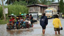 Philippines: le typhon Rammasun fait au moins 38 morts