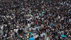 Chine: Le Canada et les États-Unis appuient les manifestants