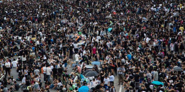 Démocratie: Le Canada et les États-Unis appuient les manifestants à Hong