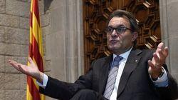 Madrid suspend le référendum catalan sur