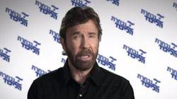 Élections en Israël: Chuck Norris apporte son soutien à Netanyahou «contre les forces du mal»