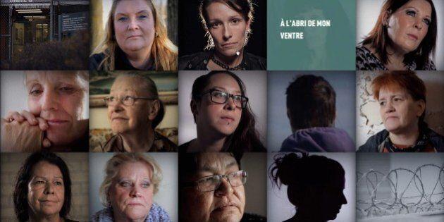 «Unité 9» vue de l'intérieur: un webdocumentaire sur la vie des femmes en