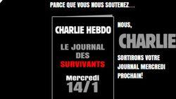 Charlie Hebdo : le numéro du mercredi 14 janvier sera traduit en 16 langues et tiré en trois millions