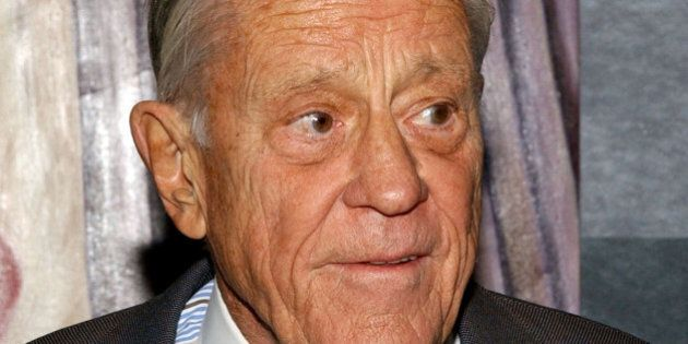 Ben Bradlee during 19th Annual Academy of the Arts Lifetime Achievement Awards Gala conducted by Guild Hall of East Hampton, NY at The Rainbow Room in New York City, New York, United States. (Photo by Paul Andrew Hawthorne/WireImage)