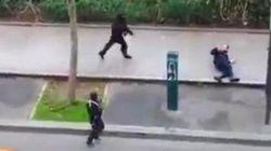 Charlie Hebdo: l'un des deux suspects s'était entraîné au