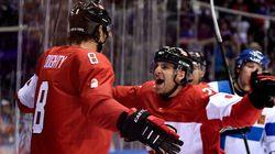 Horaire du Championnat mondial junior 2015 de hockey à Montréal et