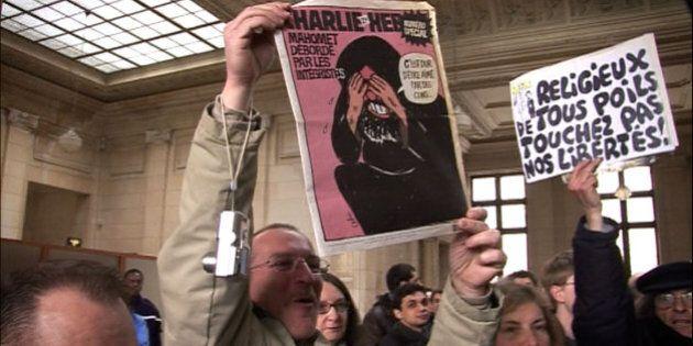 Charlie Hebdo: les réseaux de télévision modifient leur programmation