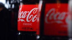 Coca-Cola coupe dans le gras (mais pas le
