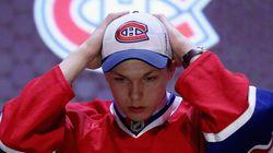 Le Canadien réduit ses effectifs, renvoyant Nikita Scherbak à son club