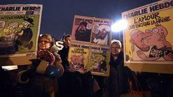 Les présumés tireurs de Charlie Hebdo identifiés