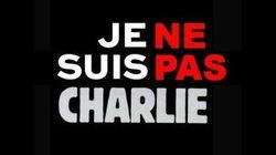 Le mot-clic #JeNeSuisPasCharlie fait son