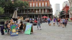 La Nouvelle-Orléans, au-delà de Bourbon