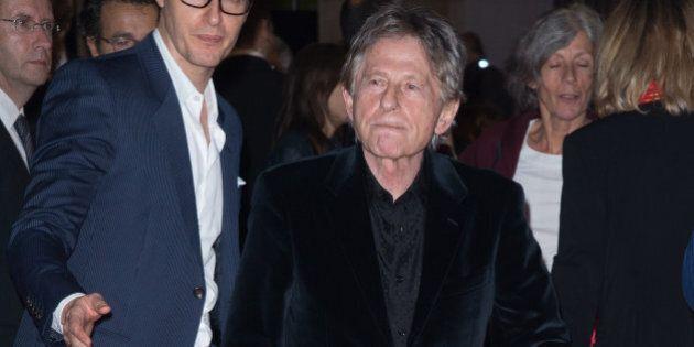 PARIS, FRANCE - OCTOBER 16: Roman Polanski attends the 'Le Bal Des Vampires' : Premiere at Theatre Mogador...