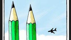 De nombreux caricaturistes rendent hommage à Charlie