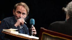 «Soumission»: Michel Houellebecq se défend de toute provocation, mais avoue utiliser la