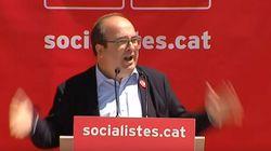Iceta, a Rajoy: