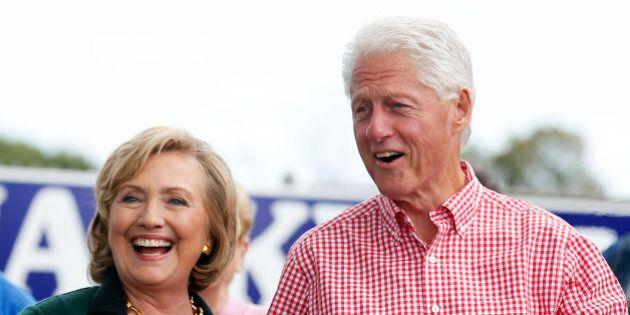 Hillary Clinton est grand-mère, Chelsea Clinton a donné naissance à une fille