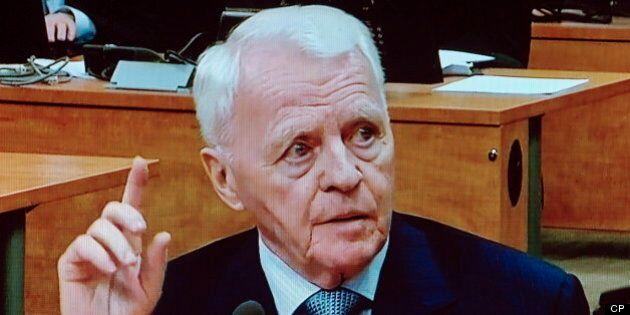 Roche: Gilles Cloutier témoigne au procès de l'ancienne vice-présidente France