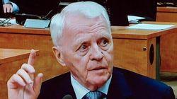 Gilles Cloutier témoigne au procès de l'ex-VP de