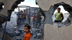 Gaza: Israël intensifie ses frappes et demande à 100 000 habitants