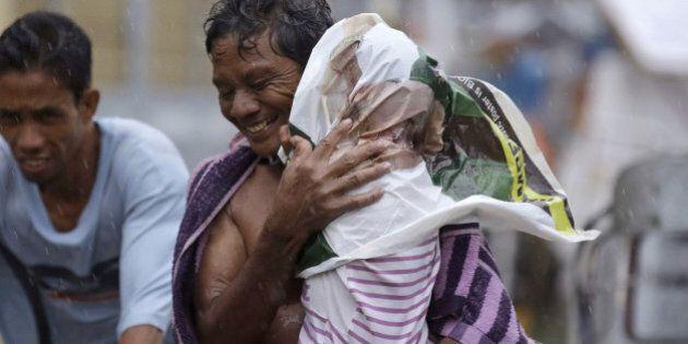 Typhon Rammasun aux Philippines: au moins 11 morts et des évacuations massives
