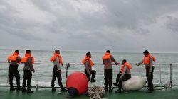 AirAsia: des courants puissants ralentissent les