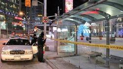 Un homme retrouvé mort à l'extérieur au centre-ville de