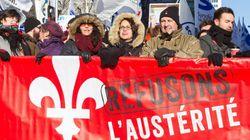 La CSN prédit une mobilisation accrue contre le gouvernement Couillard