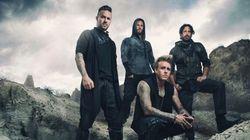 «F.E.A.R» : La peur salvatrice de Papa Roach (ENTREVUE/