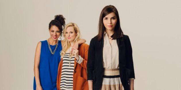 Tou.tv: une deuxième saison pour le trio féminin de «Quart de