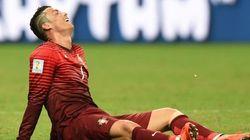 Le Portugal sauvé in extremis par Varela