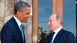 Poutine envoie un message à Obama pour