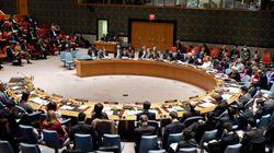 ONU: vote contre la résolution