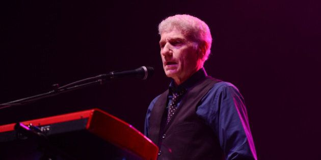 HOLLYWOOD, FL - AUGUST 20: Dennis DeYoung performs the music of Styx at Hard Rock Live! in the Seminole...