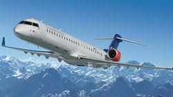 Importante transaction entre Bombardier et un client non