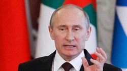 Vladimir Poutine encourage les insurgés et Kiev à trouver un